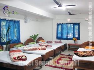 Lataguri Hotel Room Tariff - dormitory 7 bedded