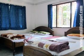 Lataguri Hotel Room Tariff - Tripple Bedded Room - 6 Rooms